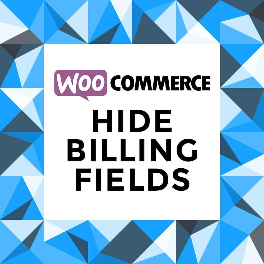 wc hide billing filds icon