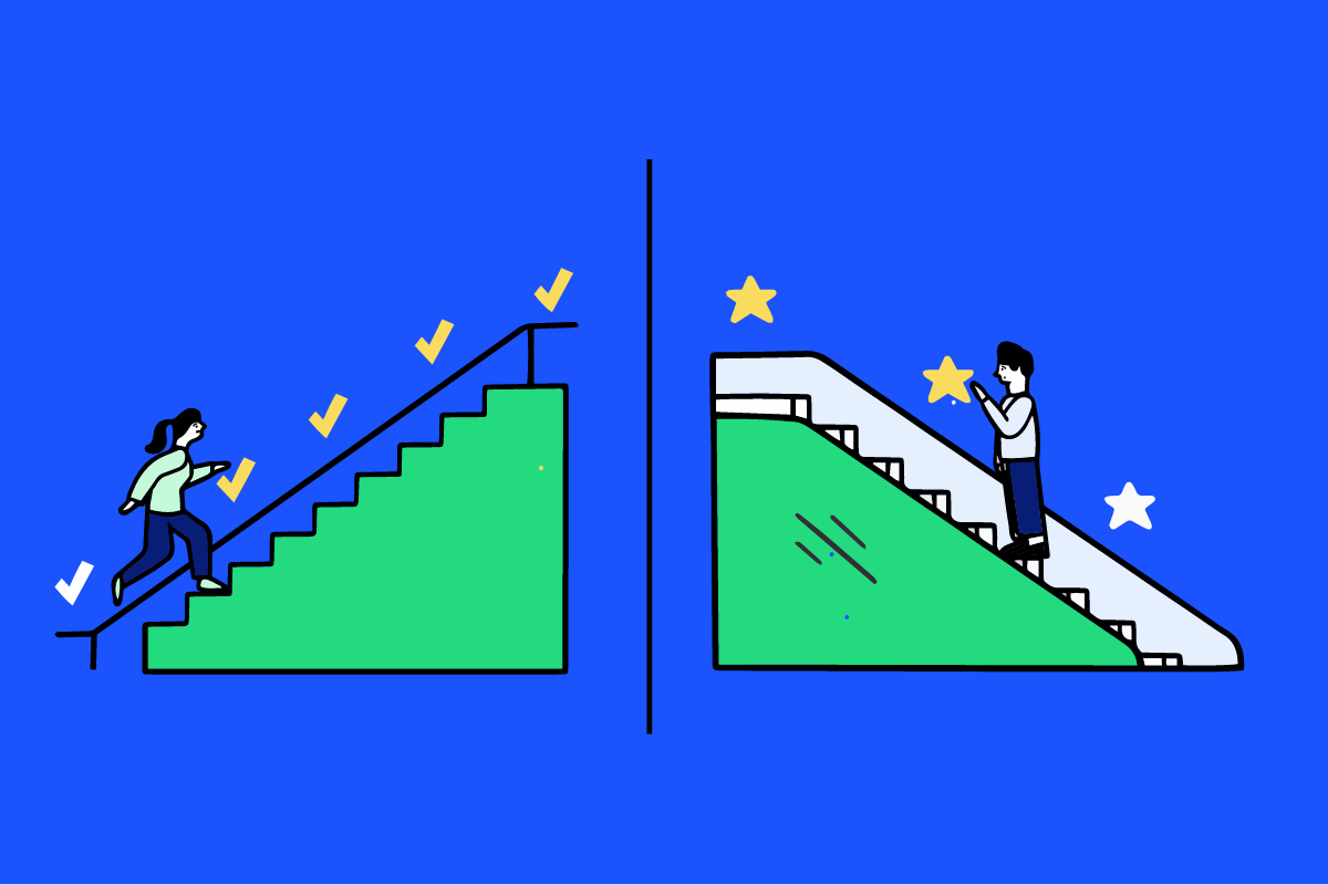 project management high-level timelines versus work breakdown structure